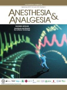 Anesthesia & Analgesia | IARS