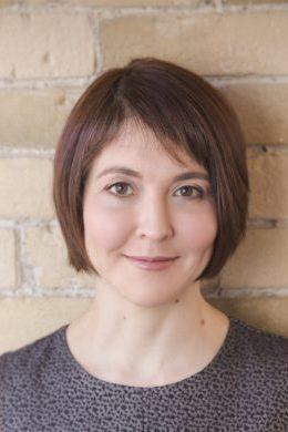 2021 IMRA Award Winner Jessica Spence